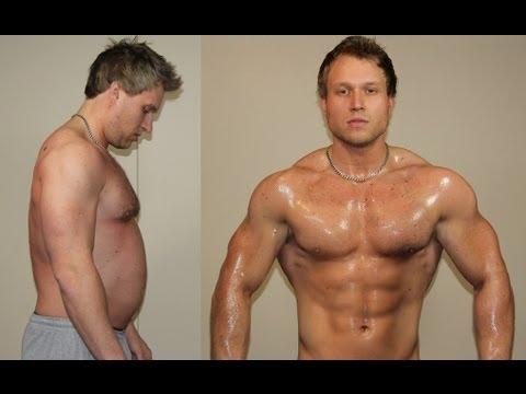 Šokující proměna těla!