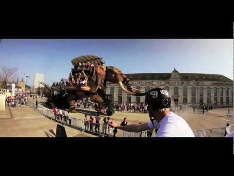Video Mon Voyage à Nantes