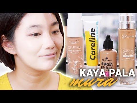 Masubukan itong mga MURANG FOUNDATION UNDER P500 | Raiza Contawi