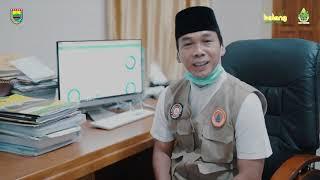 Ucapan HUT ke-54 Kabupaten Batang oleh Forkopimda
