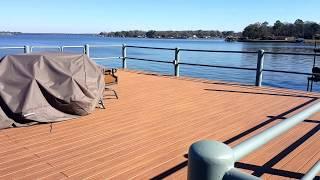 Cedar Creek Lake Party Deck