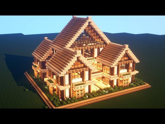 5 Best Survival Houses In Minecraft 2020