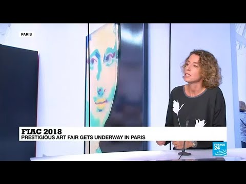 FIAC 2018: Prestigious art fair gets underway in Paris