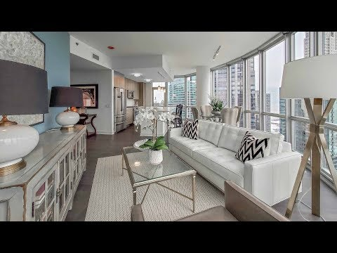 A 3-bedroom Streeterville penthouse at the new, high-amenity 465 North Park