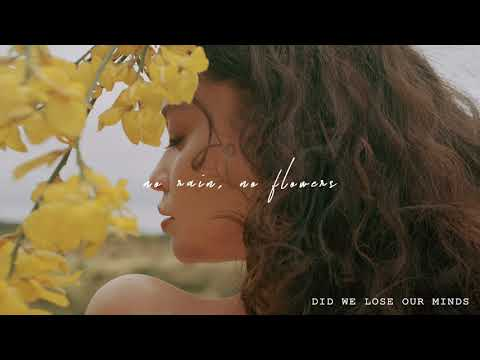 "Sabrina Claudio – ""Did We Lose Our Minds"""
