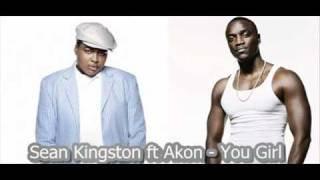 Sean Kingston ft. Akon - You Girl (HQ)