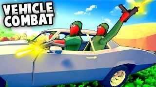 Totally Accurate VEHICLE Battles!  Funniest Thing in TABG (Totally Accurate Battlegrounds)
