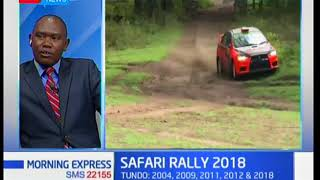 Carl 'flash' Tundo wins 66th Safari rally edition equalling Shekhar Mehta's wins: Sports Chat