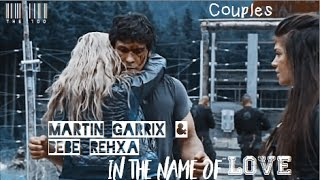 The 100 - Couples | In the name of Love