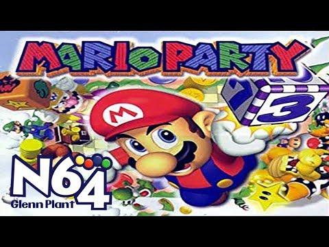 mario party nintendo 64 rom