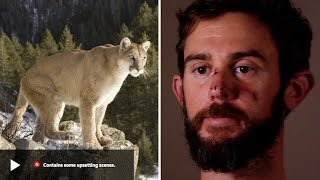 Runner Chokes Mountain Lion To Death (Gracie Breakdown)