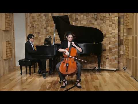 Here is a video of me performing Franz Schubert's beautiful Arpeggione Sonata.
