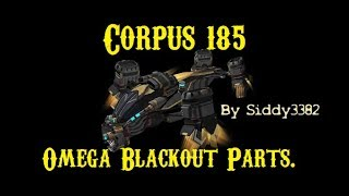 War Commander - Corpus (185) Omega Blackout Base