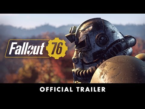 Fallout 76 Bethesda Key EUROPE - video trailer