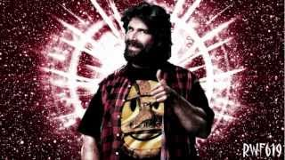 Mick Foley Theme Song ● ''Wreck'' ● 2007-2012 ● High Quality Mp3