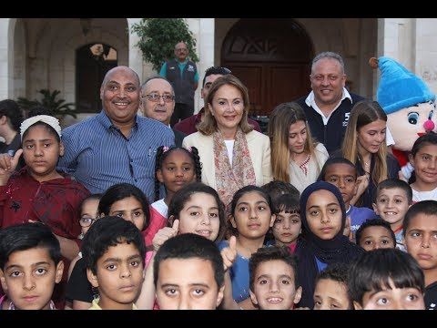 Iftar Banquet Under the Patronage of Princess Alia Al Tabba'