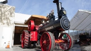 1906 Advance Steam Traction Engine - Jay Leno's Garage