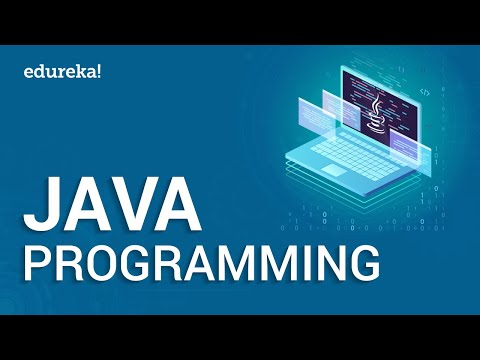 Java Programming | Java Tutorial for Beginners – Step by Step | Java Training | Edureka