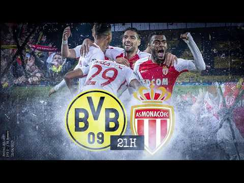 RETRO Champions League : Borussia Dortmund 2-3 AS Monaco (live)