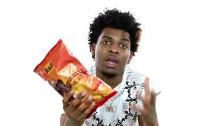 "Go Yayo Taste Tests Boosie Badazz Rap Snacks ""Louisiana Heat"" and Gives Honest Review"