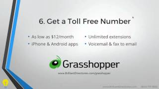 Get A Toll Free Number - Discover 8 Easy Ways to Maximize Membership Sign Ups Webinar