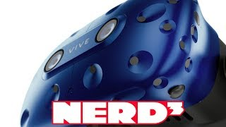 Nerd³ Recommends The Vive Pro - The £800 Upgrade - Video Youtube