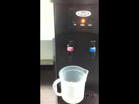 Dispensador agua Fria Agua Caliente