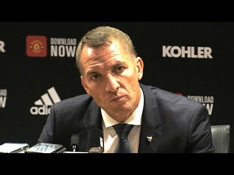 Man Utd 1-0 Leicester – Brendan Rodgers Full Post Match Press Conference – Premier League
