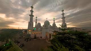 FPV - Sunset di masjid baiturahmah