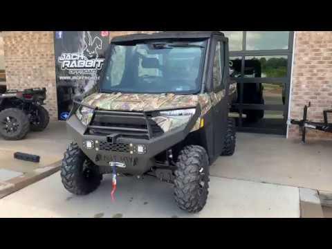 2019 Polaris Ranger XP 1000 EPS Northstar Edition in Marshall, Texas - Video 1