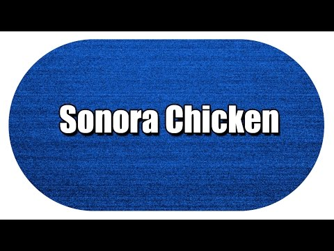 Sonora Chicken - MY3 FOODS - EASY TO LEARN