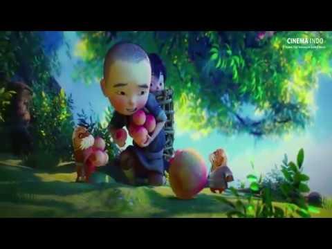 Film animasi keren lucu seru subtitel indonesia