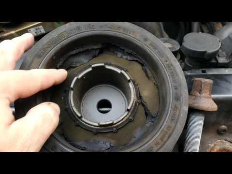 BMW E46 Crankshaft Pulley