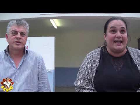 Vereadora Fabiana Pepe e Vereador Gerson da Bota denunciam caos no Hospital de São Lourenço da Serra onde se Gastam 1 milhão e 80 mil reais por mês com a empresa responsável por administrar e gerenciar o hospital para ter uma saúde péssima.