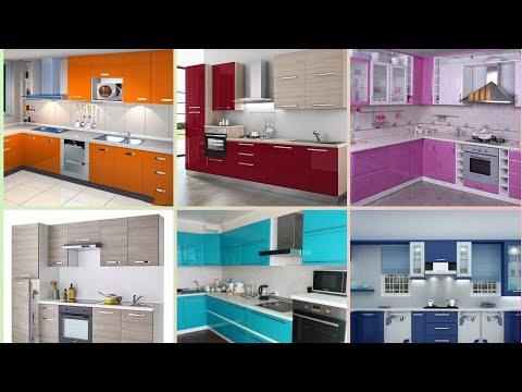 Kitchen Cabinet Color Ideas || Modular Kitchen || Kitchen Cabinet Design || Kitchen Design || 2021