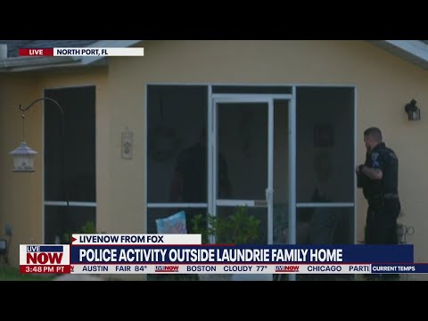 Gabby Petito case: Police called out to Brian Laundrie family home | LiveNOW from FOX