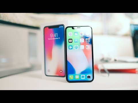iPhone X REVIEW - 1 Week Later - Worth the Hype?