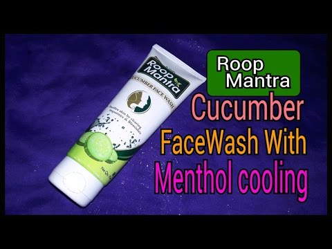 , title : 'New Roop Mantra Cucumber FaceWash Review Hindi'