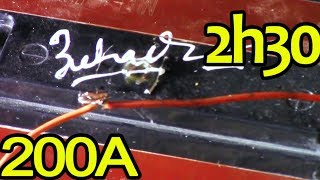how to a dead lead acid battery back to life, Official 10khz circuit Desulfator