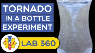 Science Experiments : How to Make a Tornado in a Bottle