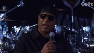 Dave Matthews Band - Grey Street / Stevie Wonder - Concert for Charlottesville 9/24/17