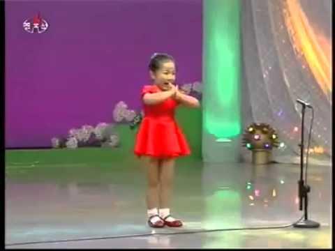 נשיקה מצפון קוריאה