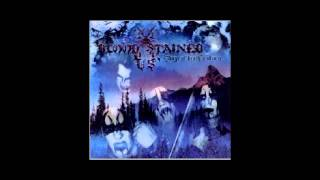 Blood Stained Dusk - Moon Behind the Storm