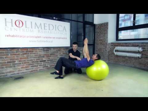 Ćwiczenia na podłodze, aby wzmocnić mięśnie pleców