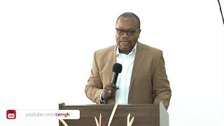 THE MONEY CRAFT (BUSINESS PRAYER BREAKFAST) || Bishop Gideon Titi-Ofei