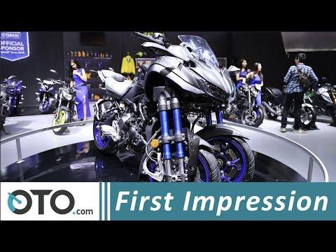 Yamaha Niken | First Impression | Motor Touring Tiga Roda, Dijual Gak Ya? | OTO.com