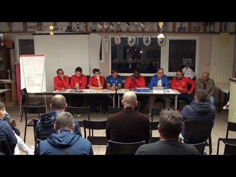 Studiopal- Réunion de Parents avec les dirigeants du FCVM - octobre 2018