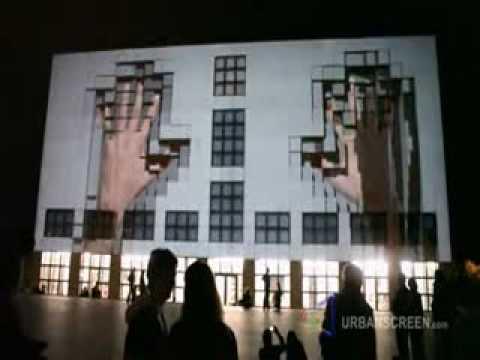 15 Innovative Building Facade Projections