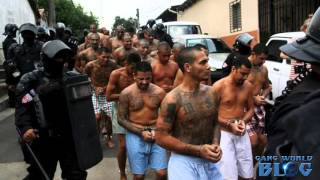 El Salvador declares state of emergency at 7 jails over gang violence (MS13 vs 18 Street)
