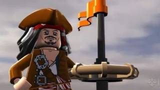 Видео LEGO Pirates of the Caribbean